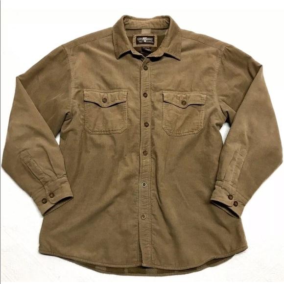 f08a96dcd0 Levi s Other - Levis Mens Corduroy Fleece Lined Work Shirt Jacket